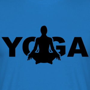 yoga 3 Tabliers - T-shirt Homme