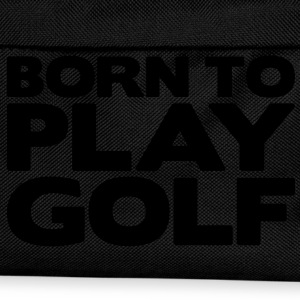 born to play pool - Kinder Rucksack