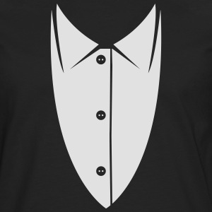 Shirt by Suit T-Shirts - Men's Premium Longsleeve Shirt