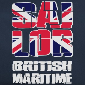 UK Maritime Sailor Tee shirts - Sac Retro