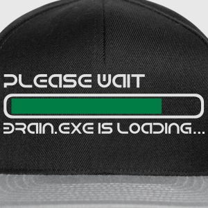 BRAIN IS LOADING Paraply - Snapback-caps