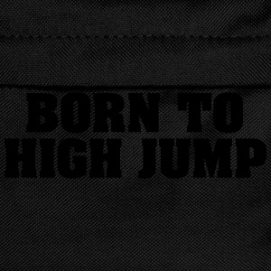born to high jump - Kids' Backpack