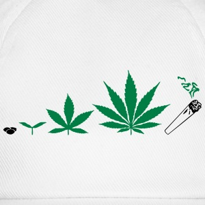 Cannabis development T-shirts - Baseballcap