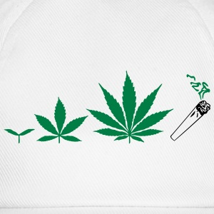 Cannabis development T-shirts - Basebollkeps
