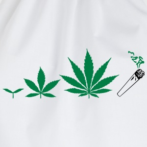 Cannabis development T-shirts - Sportstaske