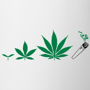 Cannabis development T-shirts - Mugg