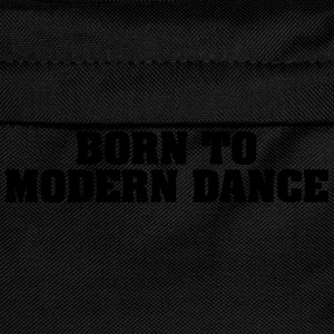 born to modern dance - Kinder Rucksack