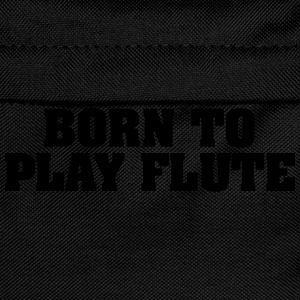 born to play flute - Kids' Backpack