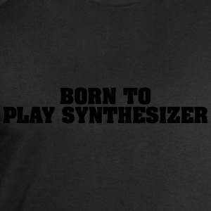 born to play synthesizer - Men's Sweatshirt by Stanley & Stella