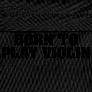 born to play violin - Kids' Backpack