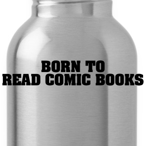 born to read palms - Water Bottle