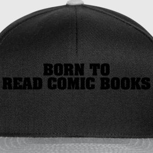 born to read palms - Snapback Cap