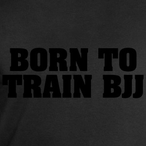 born to train bjj - Men's Sweatshirt by Stanley & Stella