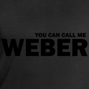 you can call me weber T-Shirts - Männer Sweatshirt von Stanley & Stella