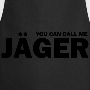 you can call me jäger T-Shirts - Kochschürze