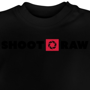 shoot raw T-Shirts - Baby T-Shirt