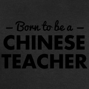 born to be a chinese teacher - Men's Sweatshirt by Stanley & Stella