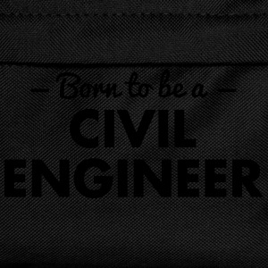 born to be a civil engineer - Kids' Backpack