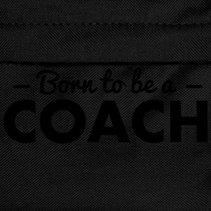 born to be a coach - Kids' Backpack