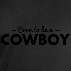 born to be a cricket cowboy - Men's Sweatshirt by Stanley & Stella