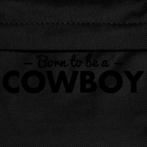 born to be a cricket cowboy - Kids' Backpack