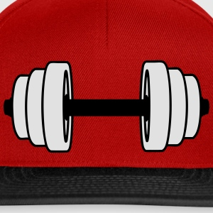 weights Mugs & Drinkware - Snapback Cap