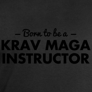 born to be a krav maga instructor - Men's Sweatshirt by Stanley & Stella