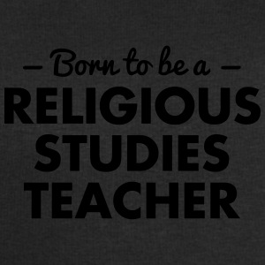 born to be a religious studies teacher - Men's Sweatshirt by Stanley & Stella