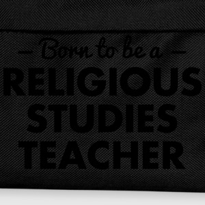 born to be a religious studies teacher - Kids' Backpack