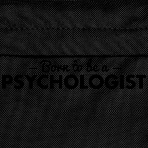 born to be a psychologist - Kids' Backpack