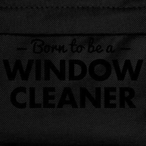 born to be a window cleaner - Kids' Backpack