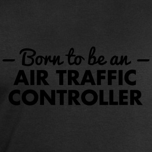 born to be an air traffic controller - Men's Sweatshirt by Stanley & Stella