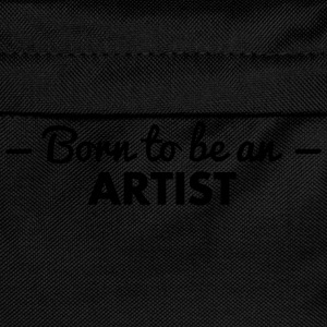 born to be an artist - Kids' Backpack