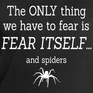 FEAR OF SPIDERS Skjorter - Sweatshirts for menn fra Stanley & Stella