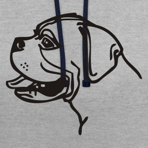 www.dog-power.nl  - Contrast Colour Hoodie