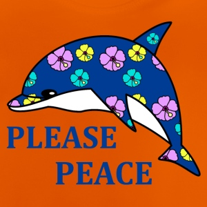 please peace Shirts - Baby T-Shirt