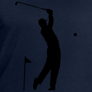 Golf - Hole in One utøveren Scene Topper - Sweatshirts for menn fra Stanley & Stella