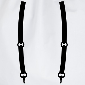 Suspenders T-Shirts - Drawstring Bag