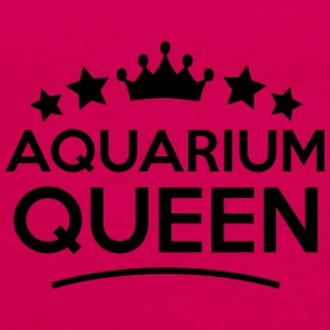 aquarium queen stars - Frauen Premium Tank Top