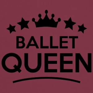 ballet queen stars - Cooking Apron