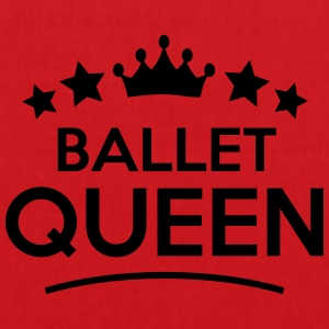ballet queen stars - Tote Bag