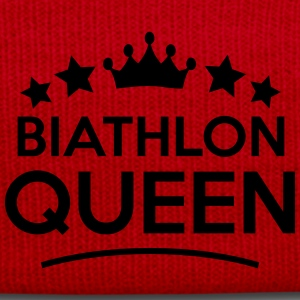 biathlon  queen stars - Winter Hat