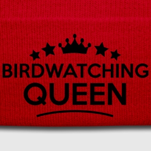 birdwatching queen stars - Wintermütze