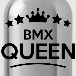 bmx queen stars - Water Bottle