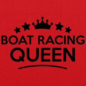 boat racing queen stars - Tote Bag