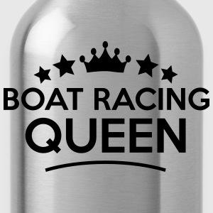 boat racing queen stars - Water Bottle