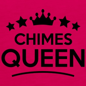 chimes queen stars - Frauen Premium Tank Top