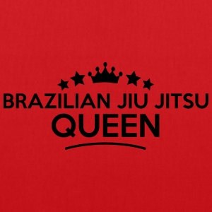 brazilian jiu jitsu queen stars - Tote Bag
