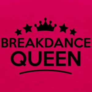 breakdance queen stars - Women's Premium Tank Top