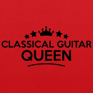 classical guitar queen stars - Stoffbeutel